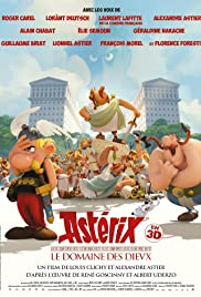 Asterix and Obelix: Mansion of the Gods Poster