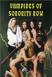 Vampires of Sorority Row Poster