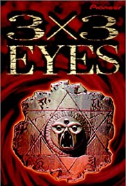 3x3 Eyes (1991) Poster - Movie Forum, Cast, Reviews