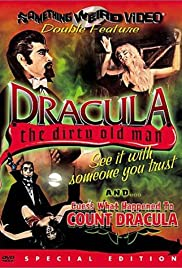 Dracula (The Dirty Old Man) Poster