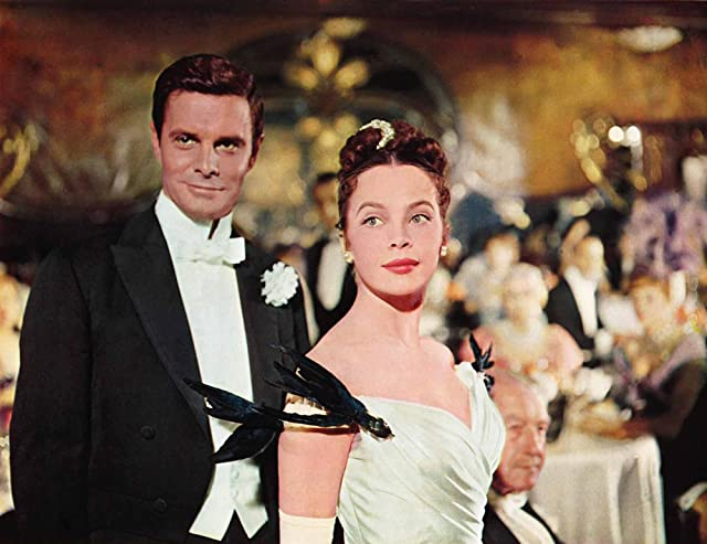 Leslie Caron and Louis Jourdan in Gigi (1958)
