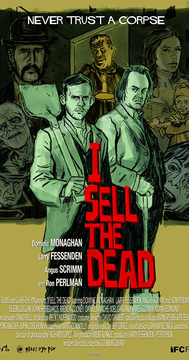 Prekiautojas mirtimi / I Sell the Dead (2008) Online