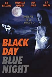Black Day Blue Night Poster