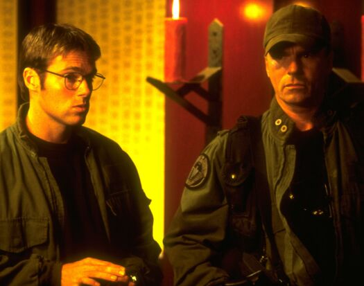 Daniel Jackson and Col. O'Neill