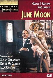 June Moon Poster