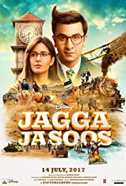 Jagga Jasoos (2017) Poster - Movie Forum, Cast, Reviews