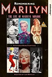 Remembering Marilyn Poster
