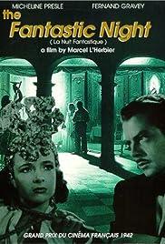 La nuit fantastique(1942) Poster - Movie Forum, Cast, Reviews
