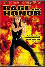 Rage and Honor (1992) Poster - Movie Forum, Cast, Reviews