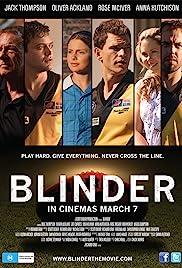 Blinder(2013) Poster - Movie Forum, Cast, Reviews