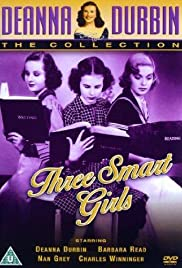 Three Smart Girls Poster