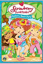 Strawberry Shortcake: Seaberry Beach Party Poster