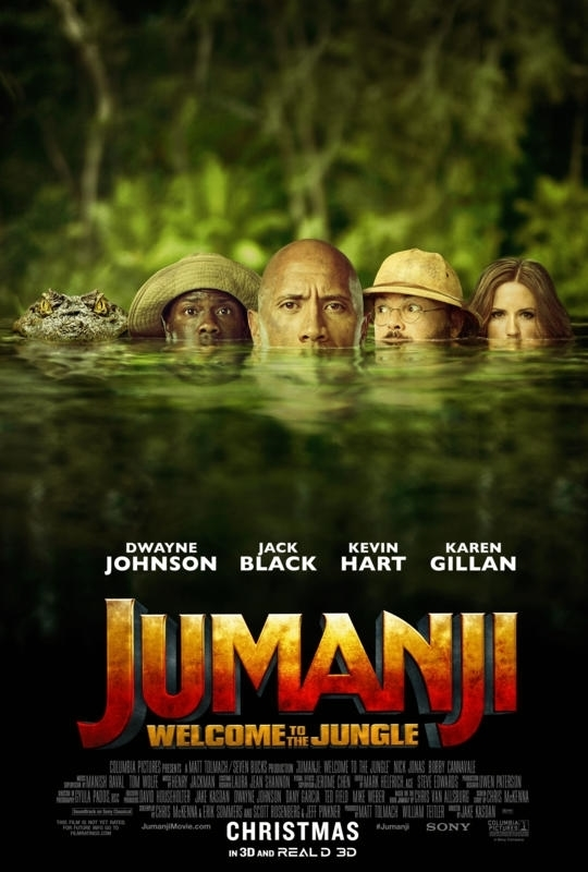 Nonton Jumanji: Welcome to the Jungle (2017)