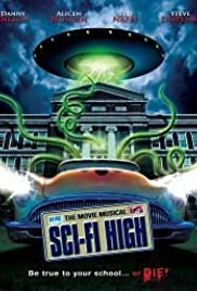 Sci-Fi High: The Movie Musical Poster