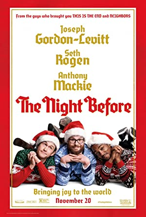The Night Before (2015) Download on Vidmate