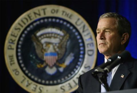 George W. Bush in No End in Sight (2007)