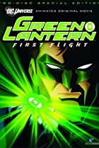 Image of Green Lantern: First Flight