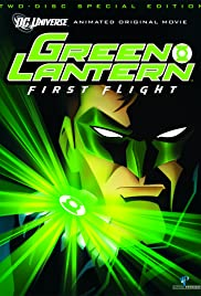 Green Lantern: First Flight Poster