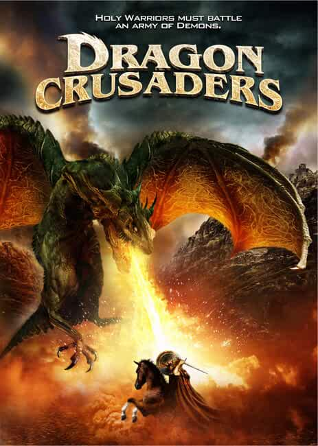Dragon Crusaders 2011 Hindi Dual Audio 480p BluRay 300MB