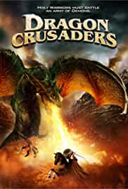 Dragon Crusaders (2011) BRRip 480p 300MB Dual Audio ( Hindi -English ) MKV