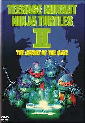 Las tortugas ninja II: El secreto de los mocos verdes ()