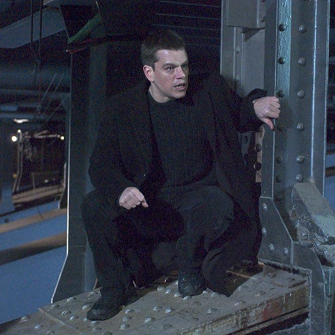 Matt Damon in The Bourne Supremacy (2004)