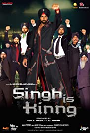Singh Is Kinng (2008) Poster - Movie Forum, Cast, Reviews