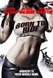 Born to Ride Poster