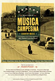 Música campesina Poster