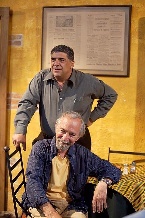 Ben Gazzara and Vincent Pastore in Looking for Palladin (2008)