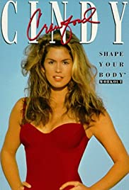 Cindy Crawford Shape Your Body Workout Poster
