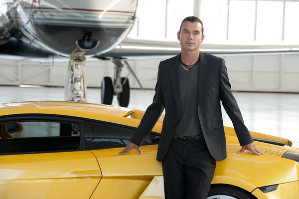Gavin Rossdale in Burn Notice (2007)