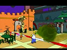 The Simpsons Game VG