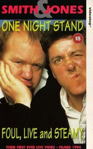 Griff Rhys Jones and Mel Smith in Smith & Jones (1984)