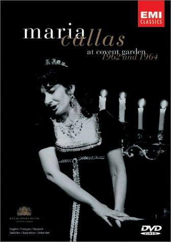 Maria Callas at Covent Garden (1964)