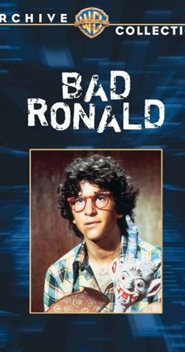 bad ronald tv movie 1974 imdb. Black Bedroom Furniture Sets. Home Design Ideas