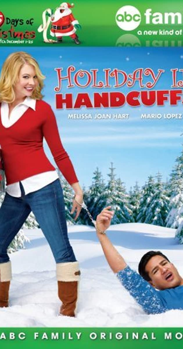 Holiday in Handcuffs (TV Movie 2007) - IMDb