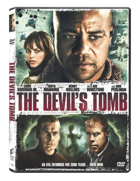 image The Devil's Tomb Watch Full Movie Free Online