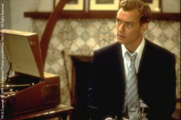 Jude Law stars as Dickie Greenleaf