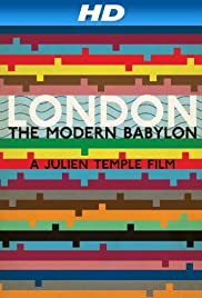 London - The Modern Babylon Poster