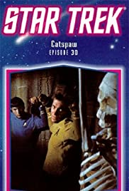 Catspaw Poster