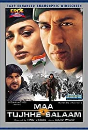 Maa Tujhhe Salaam (2002) Poster - Movie Forum, Cast, Reviews