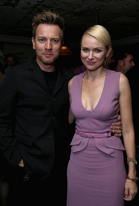 Ewan McGregor and Naomi Watts