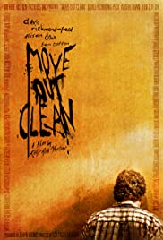 Move Out Clean Poster
