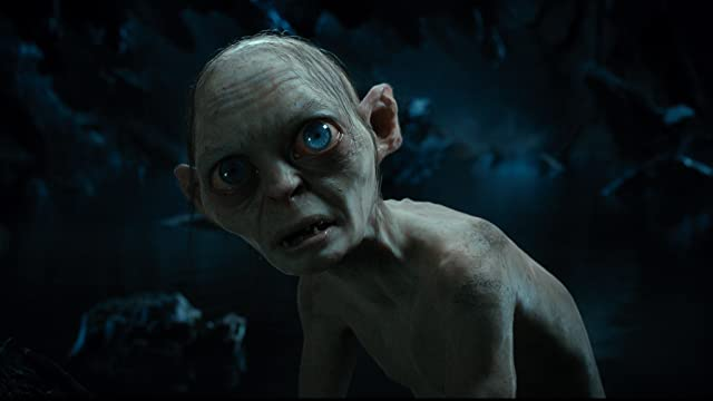 Andy Serkis in The Hobbit: An Unexpected Journey (2012)