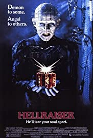Hellraiser (1987) Poster - Movie Forum, Cast, Reviews