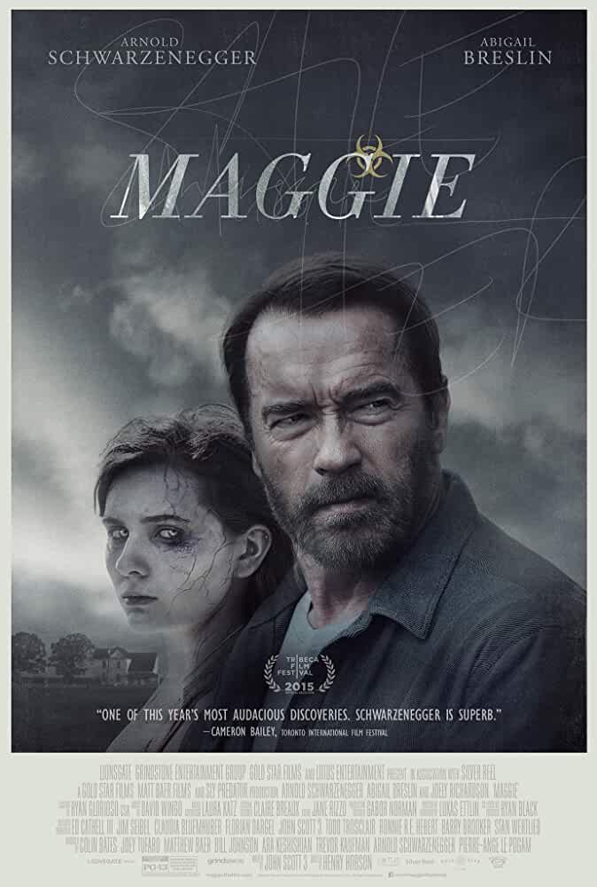 Maggie 2015 720p BluRay x264 Dual Audio [Hindi - English 2.0] ESub
