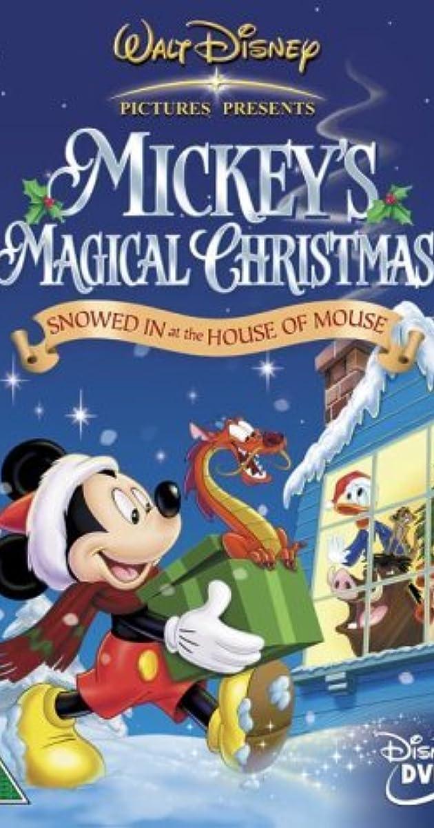 Donald duck christmas film
