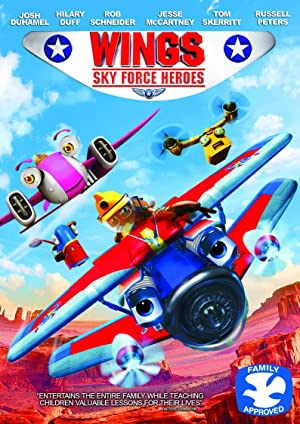 Wings: Sky Force Heroes (2014)