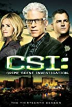 Image of CSI: Crime Scene Investigation